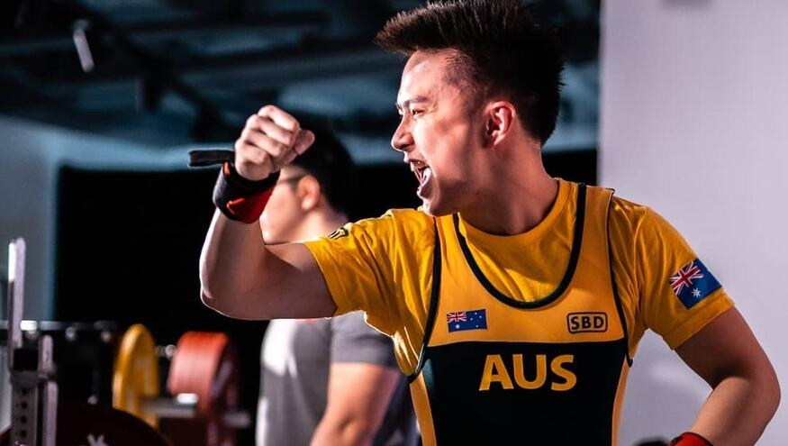 Melbourne Students Make Powerlifting History in Hong Kong
