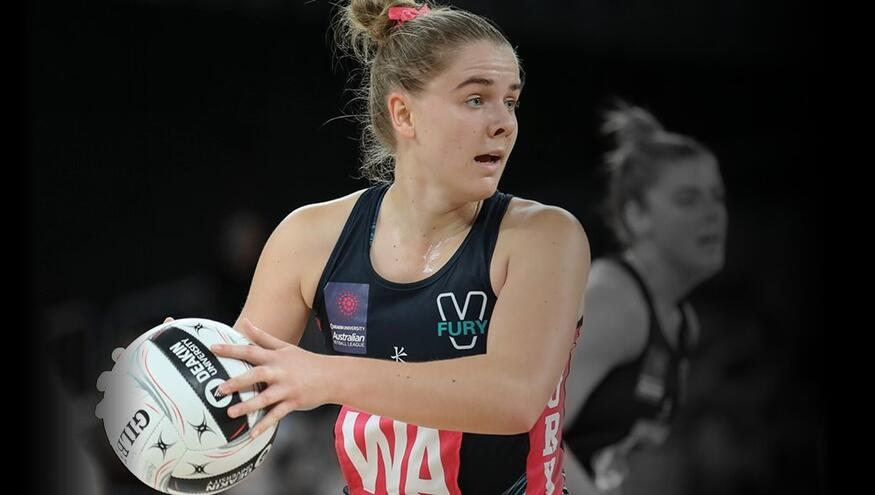 Biomed Student Elevated to Vixens Squad in Suncorp Super Netball
