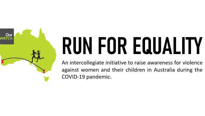 Melbourne to Perth: College Run for Equality