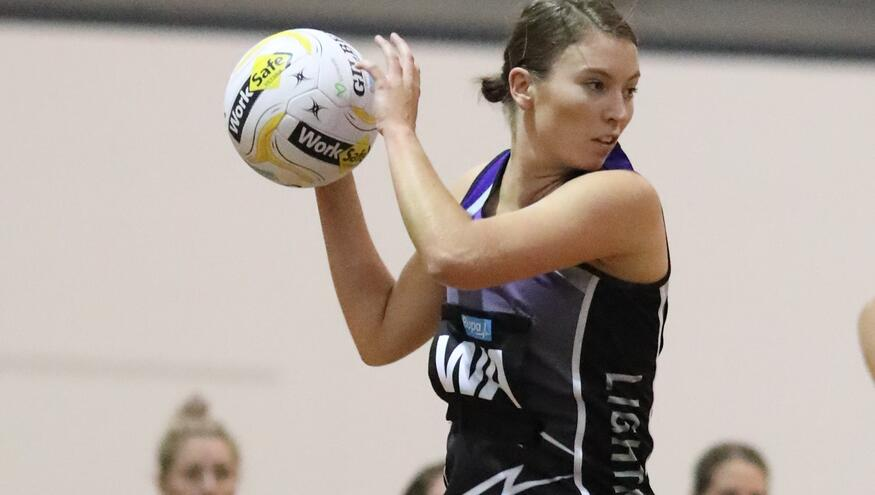 Netballers selected in Victorian squads
