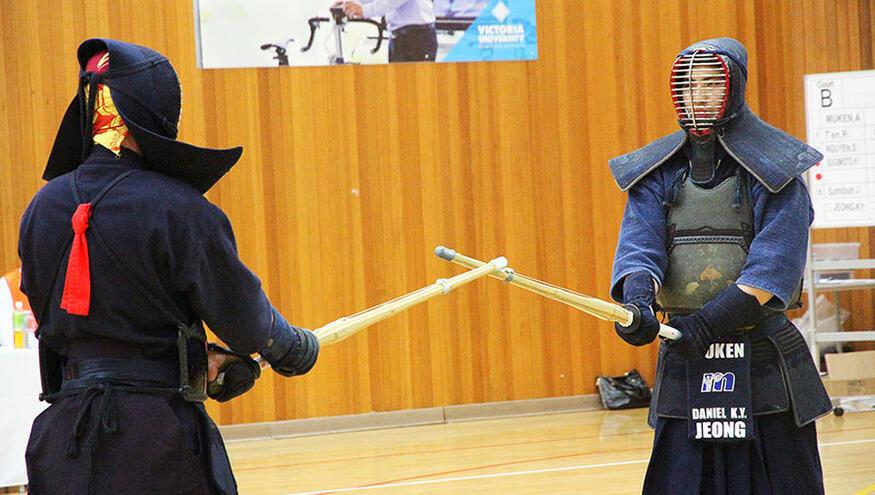 Kendo Club | Melbourne University Sport